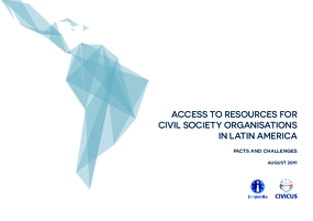 Access to Resources for Civil Society Organisations in Latin America
