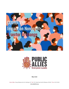COVID-19: Impact on the Nonprofit Sector