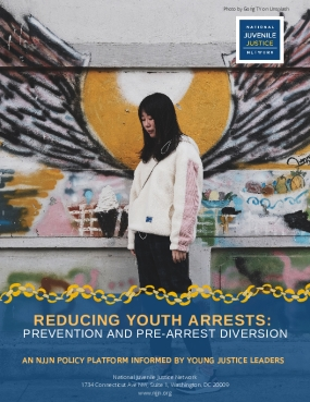 Reducing Youth Arrests: Prevention and Pre-Arrest Diversion