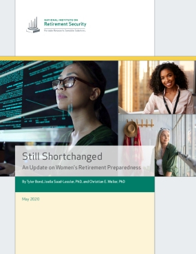Still Shortchanged: An Update on Women's Retirement Preparedness
