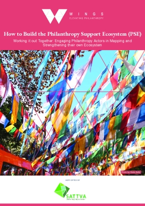 How to Build the Philanthropy Support Ecosystem (PSE) Working it out Together: Engaging Philanthropy Actors in Mapping and Strengthening their own Ecosystem